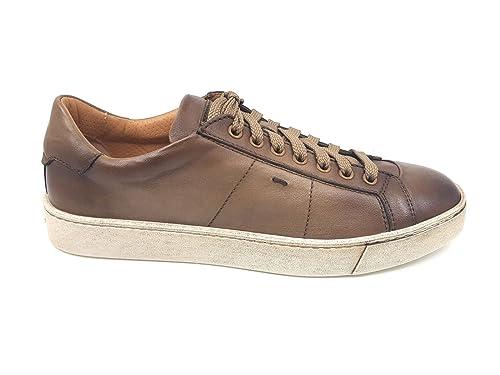 7cd1a8f31f SANTONI MBGU20374PASMGOOE50 Sneaker Uomo 5, Fango MainApps: MainApps ...