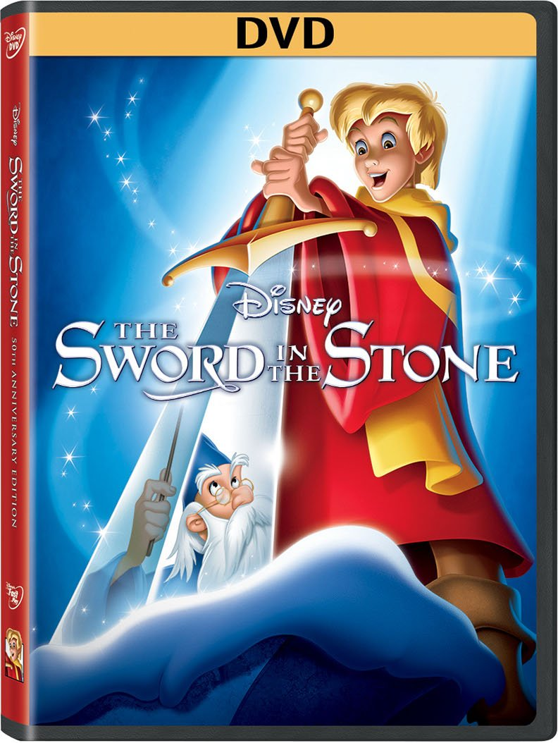 The Sword in the Stone: 50th Anniversary Edition (Bilingual) Ricky Sorenson Karl Swenson Norman Alden Sebastian Cabot