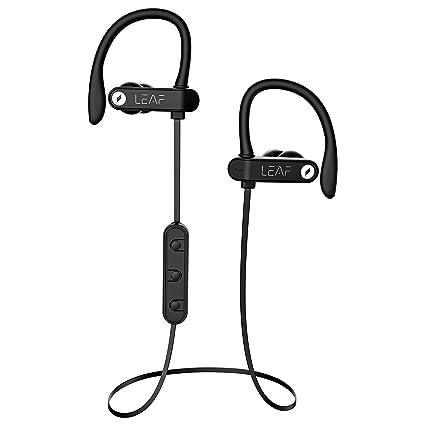 43be9fd91b4 Leaf Sonic Wireless Bluetooth Earphones with mic: Amazon.in: Electronics