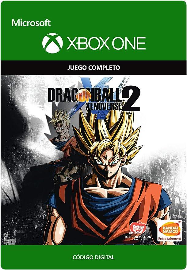 Dragon Ball Xenoverse 2 Standard   Xbox One - Código de descarga: Amazon.es: Videojuegos