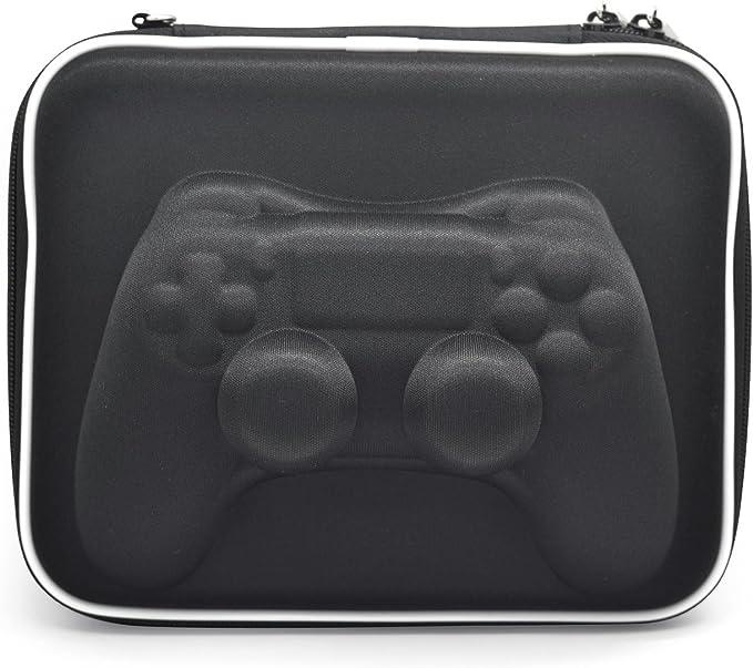 BlueBeach® bolsa protectora lleva la caja del bolso para Sony Playstation PS4 regulador del juego: Amazon.es: Electrónica