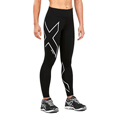 2XU Women's Heat Mid-Rise Compression Tights