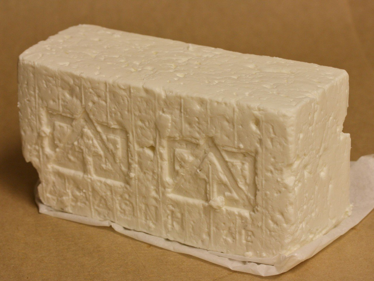Greek Feta Cheese DODONI, approx. 4 lb, Deli Fresh