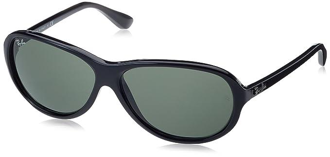 Ray-Ban 0RB4153 601 62, Gafas de Sol para Mujer, Black ...