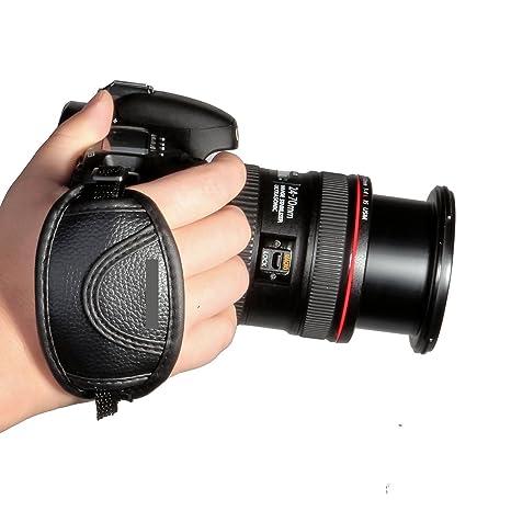 JMsDream - Correa de Mano para cámara réflex SLR con Correas para ...