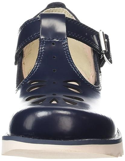 5d2aa515 Kickers Women Kick T Suma Mary Jane, Black (Black): Amazon.co.uk: Shoes &  Bags