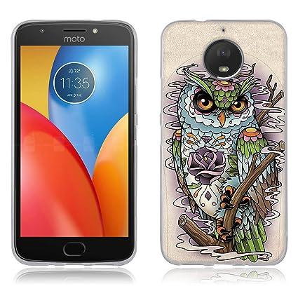 FUBAODA Funda Carcasa para Motorola Moto G6 Plus, Gel de ...
