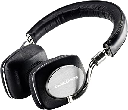 Amazon Com Bowers Wilkins P5 Headphones Black Wired Home Audio Theater