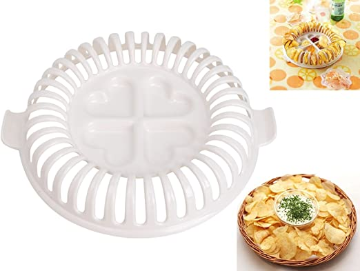 Sumchimamzuk Microondas Patatas de Chips de Maker: Amazon.es: Hogar