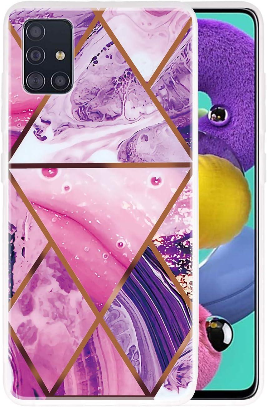 WANYINGLIN 3D Totem Fairy D/ünn Slim TPU f/ür Samsung A51 2020,Bling Clear Klar Kristal Gel Sparkle Glitter Durchsichtiges Soft-Flex Gummi Flexible Silikon Gomma H/ülle