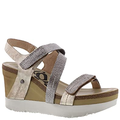 OTBT Wavey Platform Wedge Sandals pIgoJ