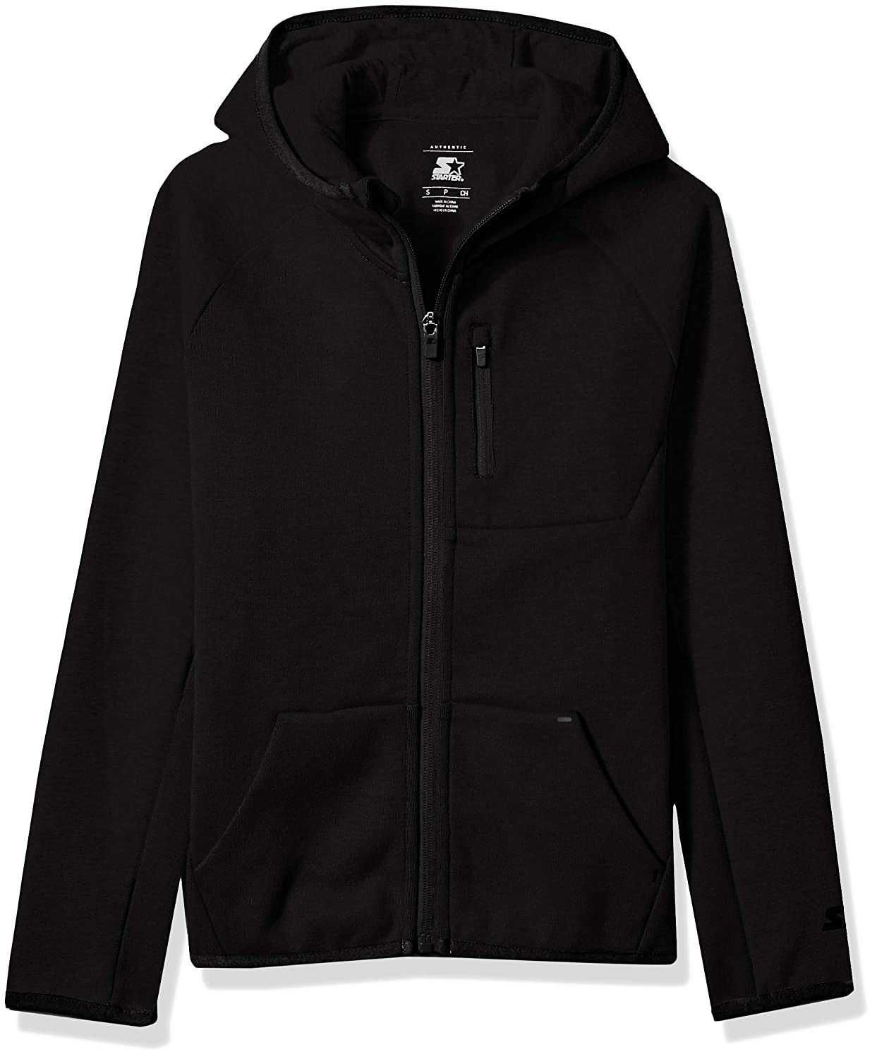Starter Boys Double Knit Colorblocked Zip-Up Hoodie Exclusive