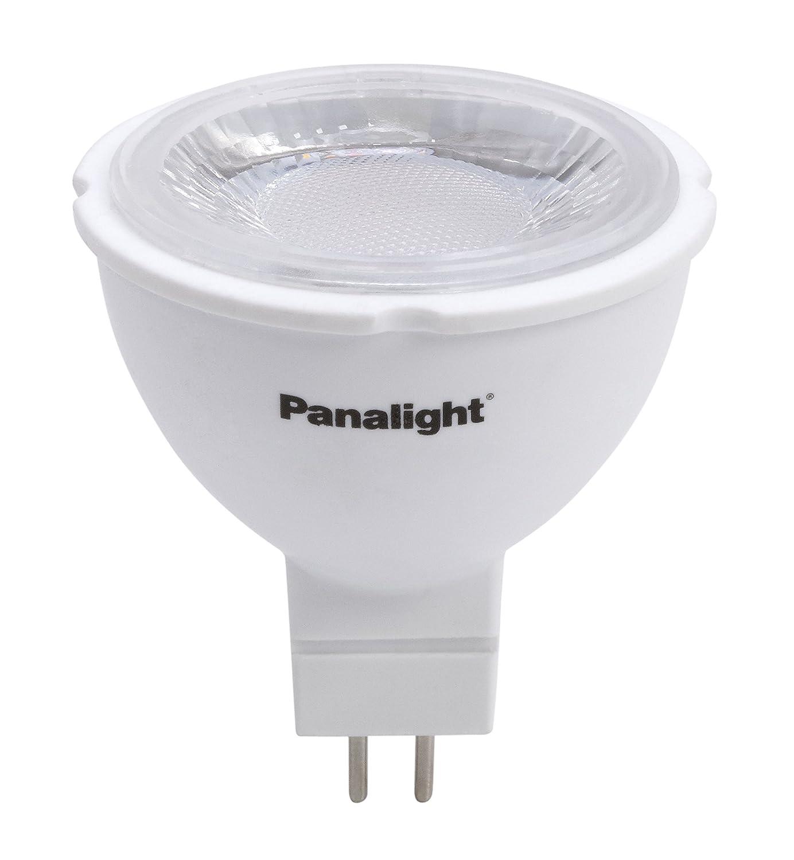 Panalight LDR12V8L40WG52EPL - Lámpara LED dicroica GU5.3 de 7 W, 4000K: Amazon.es: Iluminación