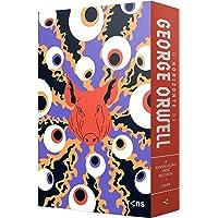 Box O horizonte de George Orwell (2 livros + pôster + suplemento)