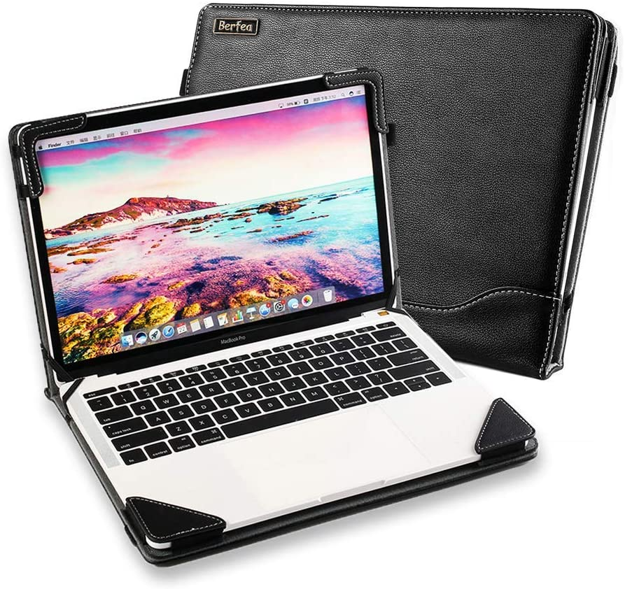 """Case Cover Compatible with Lenovo Ideapad 15 110/320/330 Laptop Bag 15.6"""" Notebook Sleeve PC Stand Shells Protective Skin"""