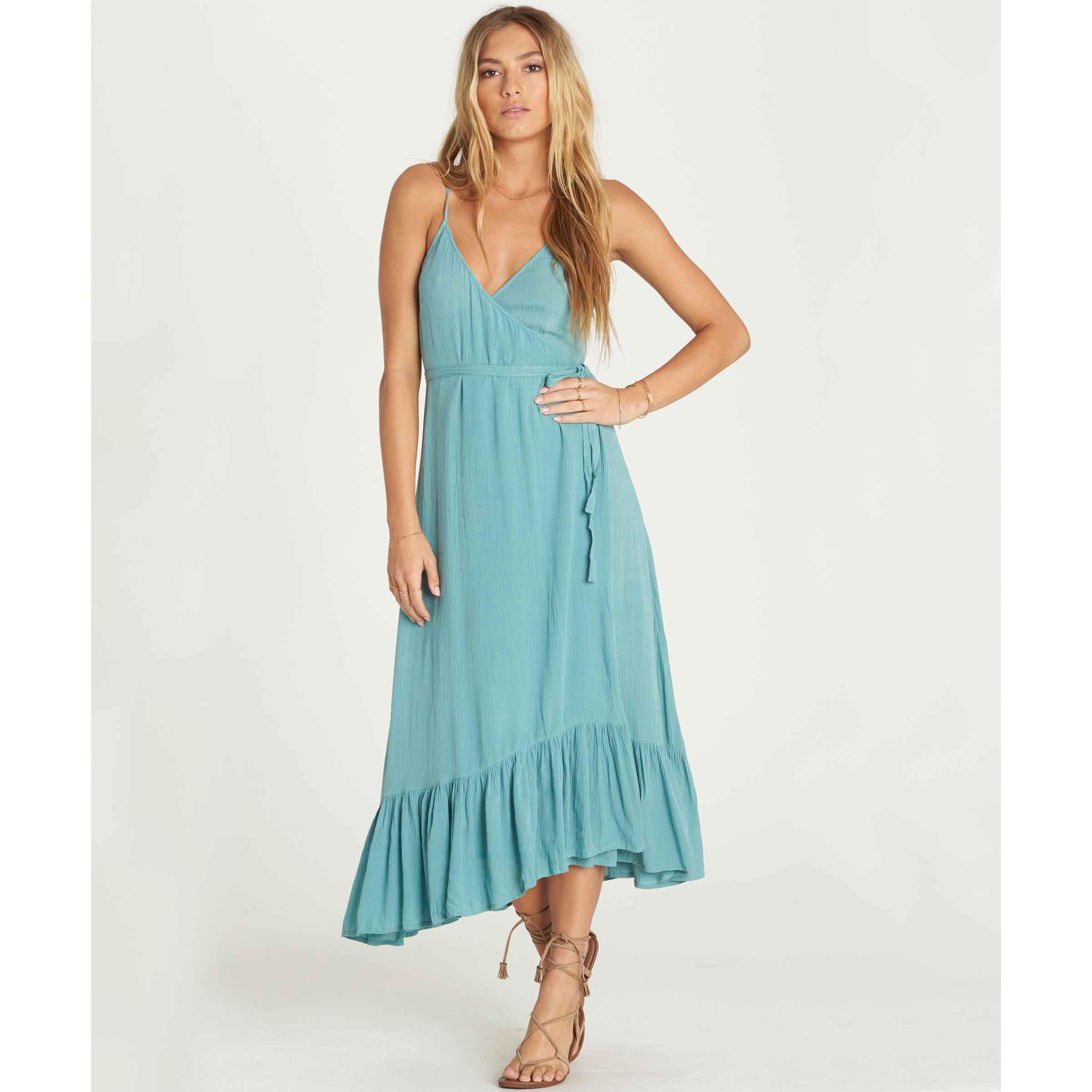 Billabong Women's Hold Me Tight Dress, Jungle, M
