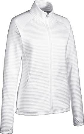 Adidas Essentials 3-Stripes Chaqueta de Golf, Mujer: Amazon.es: Deportes y aire libre