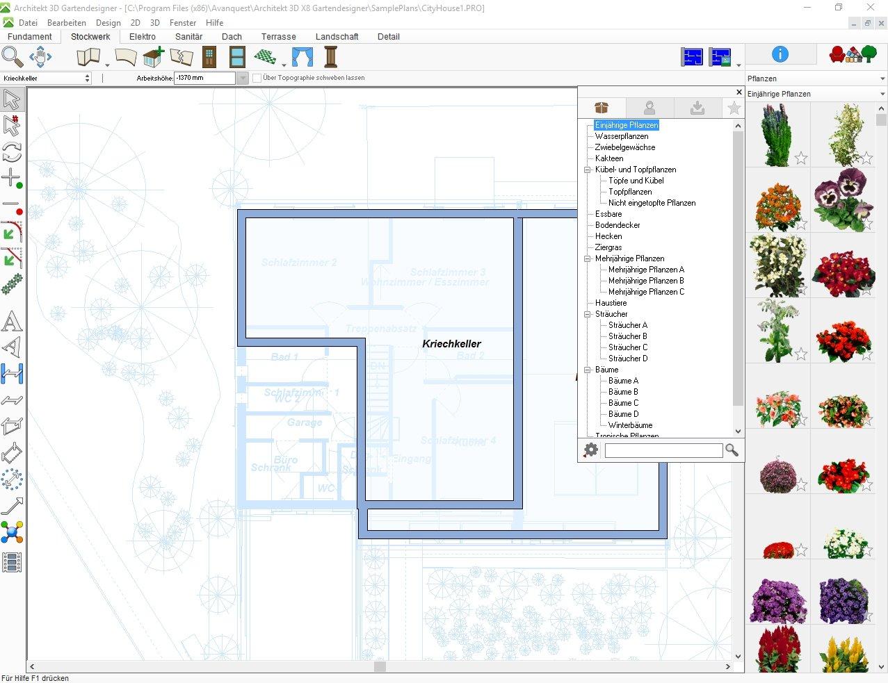 Architekt 3D X8 Gartendesigner: Amazon.de: Software