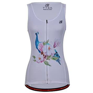 016461174 zm Summer Cycling Vest Sleeveless Cycling Jerseys Cycling Women Outdoor  Clothing