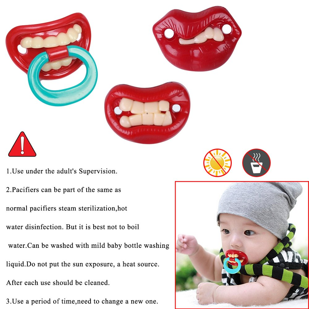 Newborn Baby KidOrthodontic Dummy Pacifier Infant SiliconeTeat Nipple Soother bn