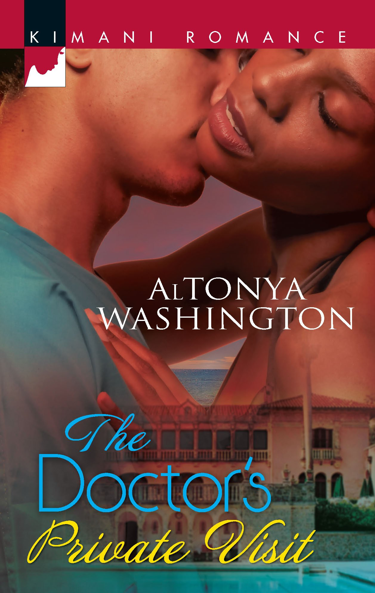 Amazon.com: The Doctor's Private Visit (Kimani Romance) (9780373861460):  AlTonya Washington: Books