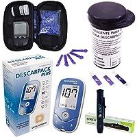 Aparelho Medir Glicose 50 Tiras Glicemia Diabetes 50 Lanceta