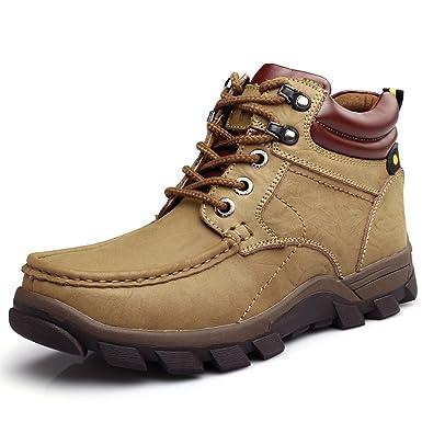 GTYMFH Herbst Und Winter Herren- Outdoor- Freizeit-Schuhe In Der Hilfe  Herren- Wander-Schuhe Sportschuhe  Amazon.de  Bekleidung 440f6b533c