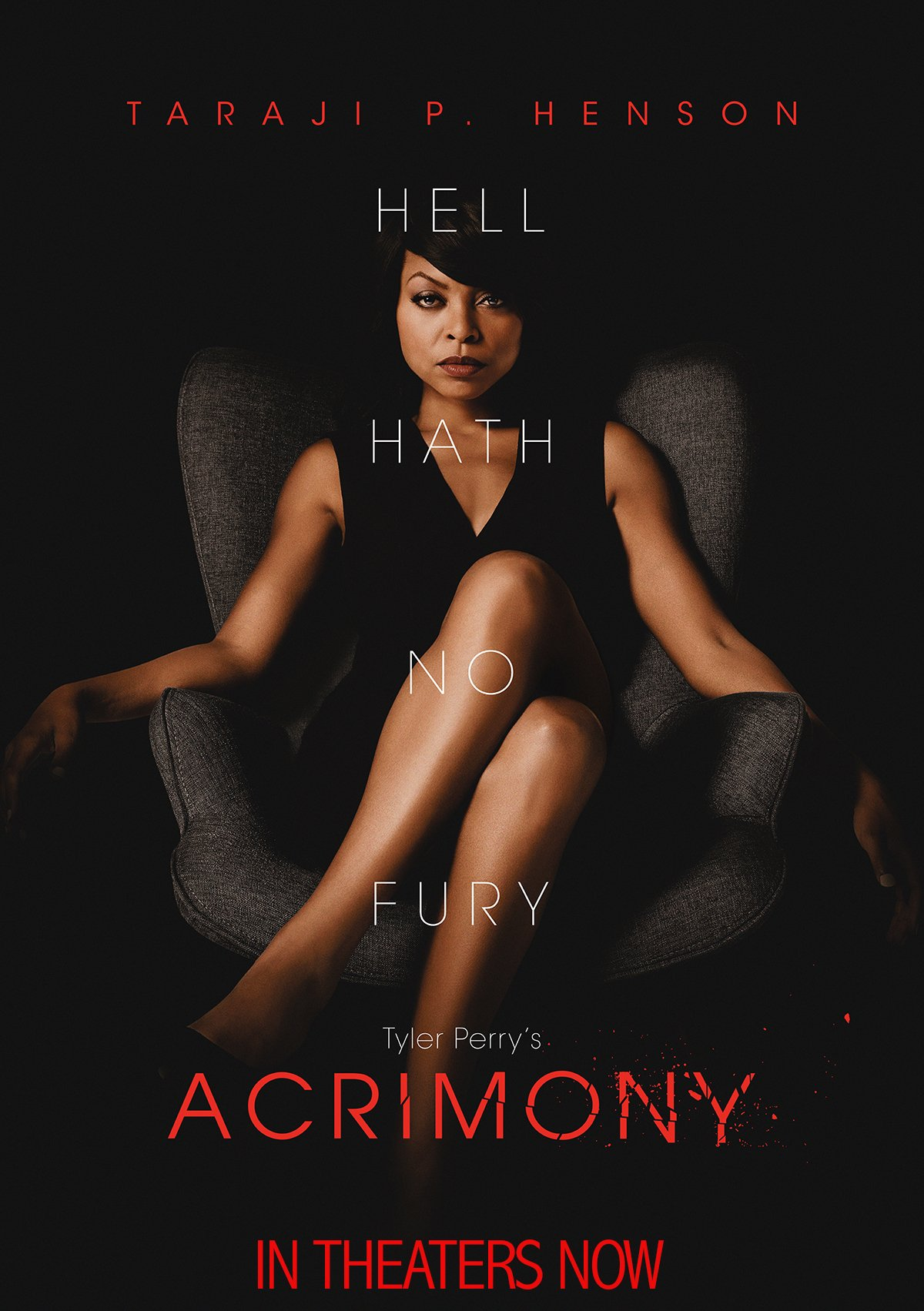 Book Cover: Tyler Perry's Acrimony