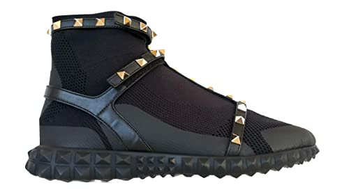 Donna Valentino Rockstud Garavani Sneakers Calzino Scarpe Sneaker FlTKc31J
