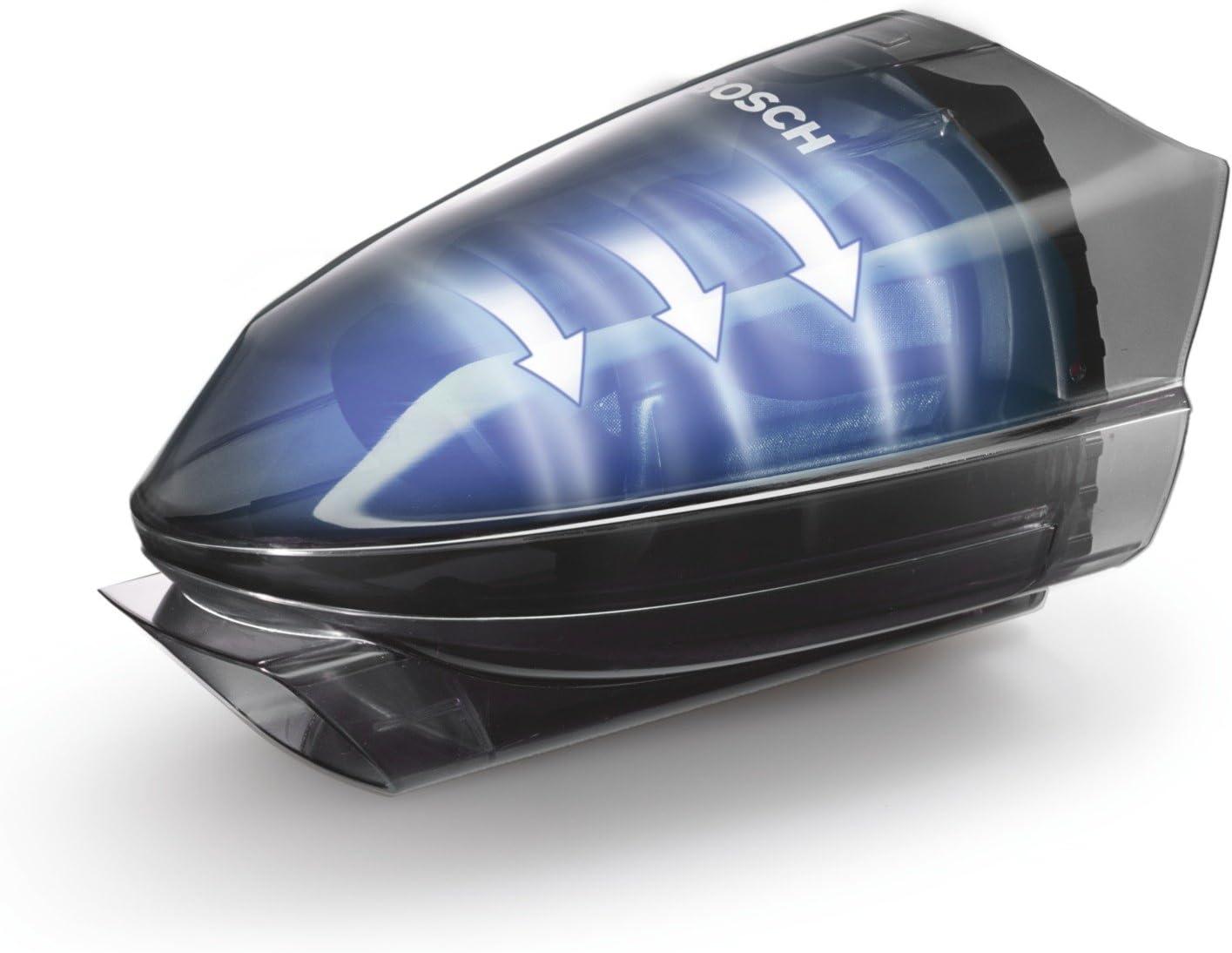 Bosch BHN20110 Aspirador de mano, batería de 204 V, color negro y ...