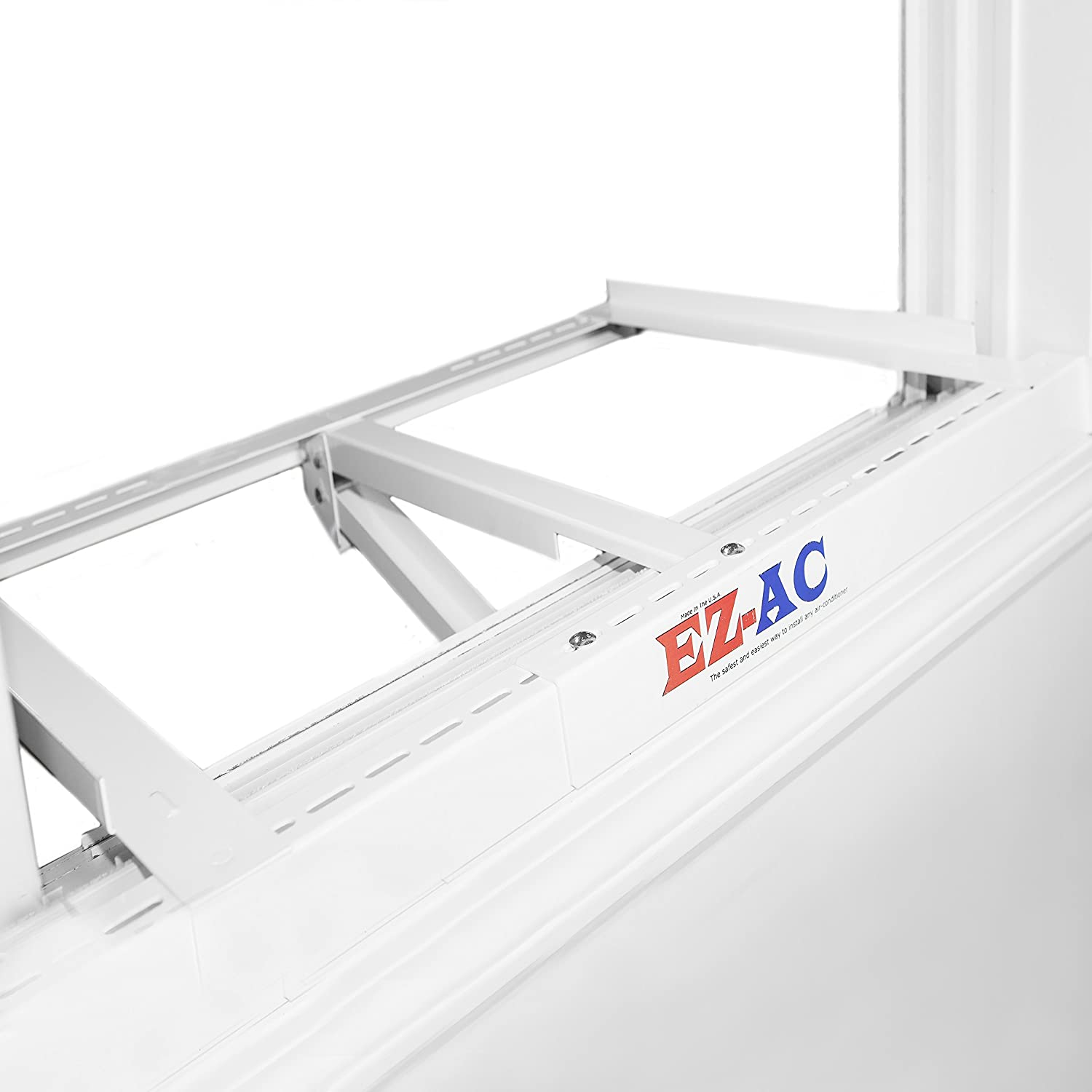 Amazon EZ AC Air Conditioner Support Bracket No Drilling