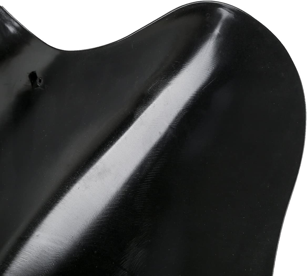 TCMT Matte Black Front Outer Batwing Fairing Fits For Yamaha V Star 650 1100 classic