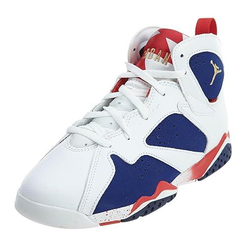 Nike Jordan 7 Retro BP, Zapatillas de Baloncesto para Niños: Amazon.es: Zapatos y complementos