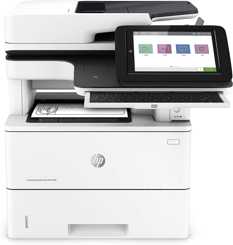 HP LaserJet Enterprise Multifunction Printer M528z (1PV67A), One Size