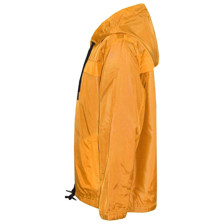 Amazon.com: Chaquetas de lluvia con capucha para niños ...