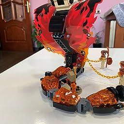 LEGO Ninjago - Colmillo de Fuego Set de construcción de ...