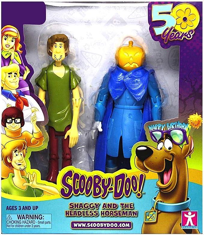 "Utarl Rare Lot 30 Scooby Doo 50th Anniversary fred 5/"" Figure Toys doll Xmas boys"