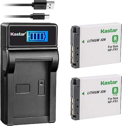 Cyber-shot Dsc-p200 l S Nueva Premium Batería Para Sony Cyber-shot Dsc-p150
