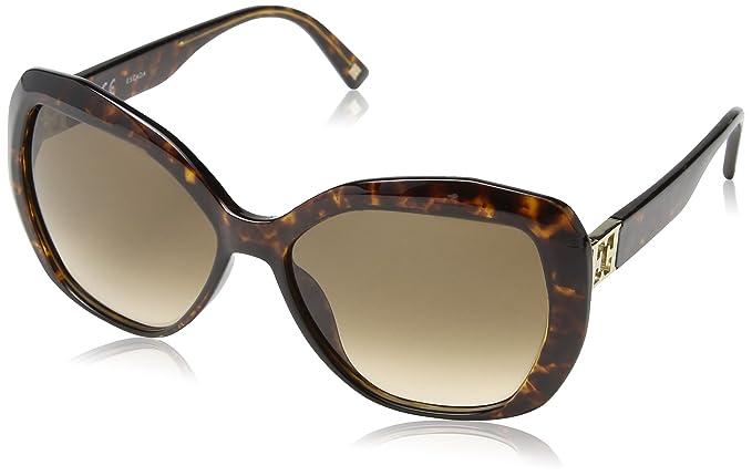ba5e05ba309 Escada Sunglasses Women s SES398 Butterfly Sunglasses 57mm