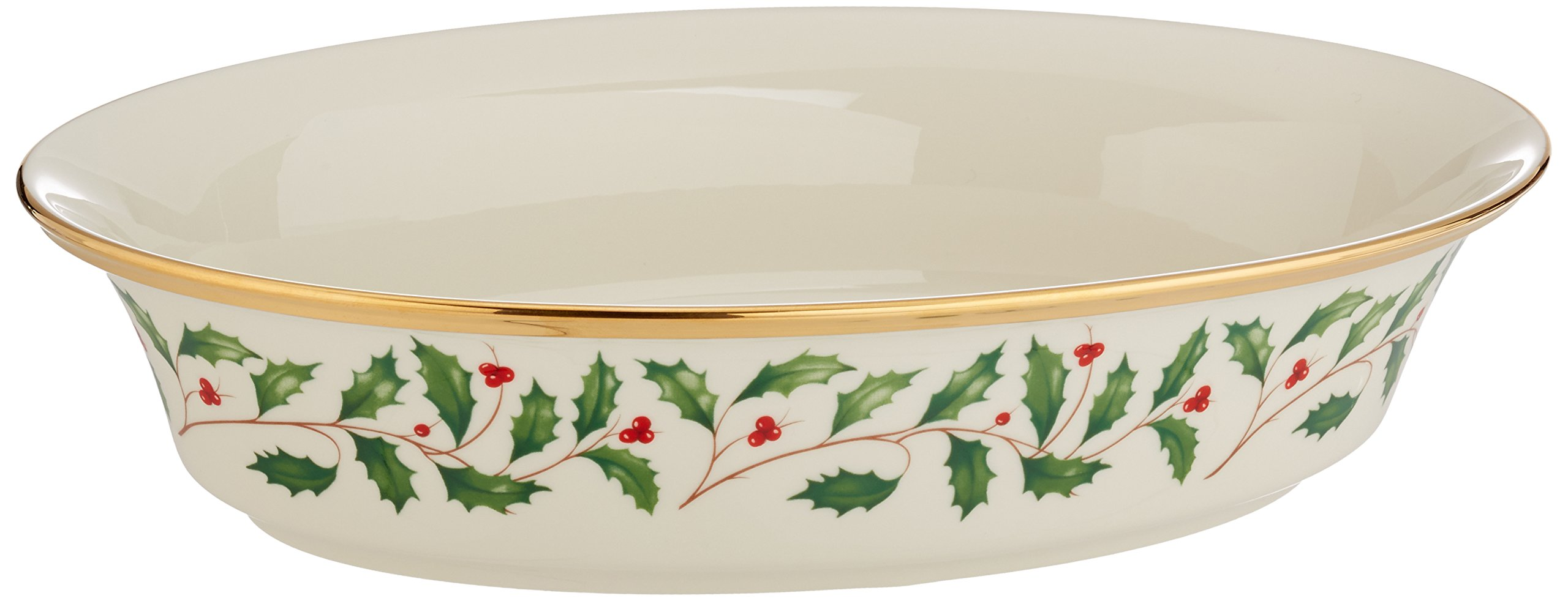 Lenox Holiday Open Vegetable Bowl by Lenox (Image #3)
