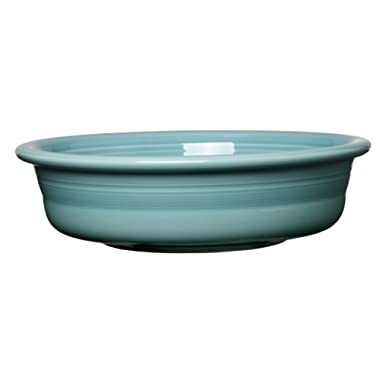 Fiesta 2-Quart Serving Bowl, Turquoise