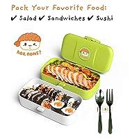 Deals on Cute Bento Lunch Box Kids