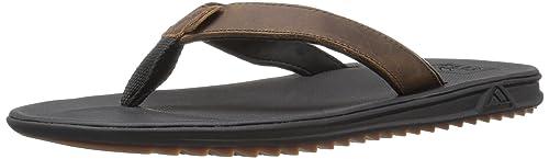 Reef Men s Slammed Rover Lux Sandal  Amazon.ca  Shoes   Handbags d71520c60