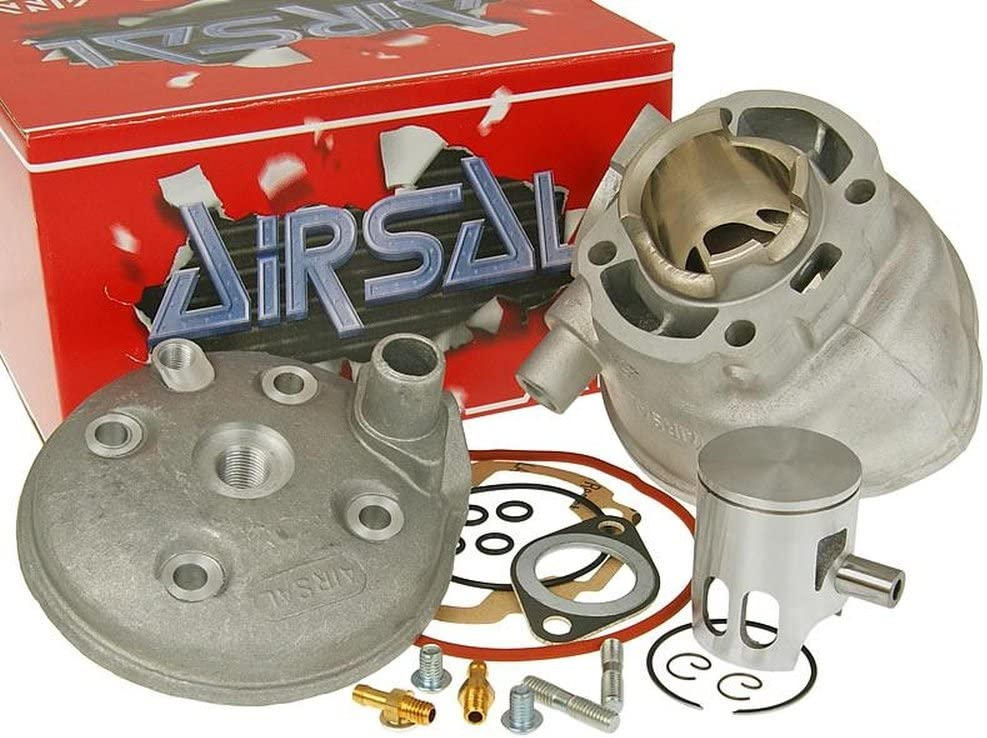 Zylinder Kit Airsal 50ccm Sport Yamaha Aerox 50 Ab Bj 1999 Typ Sa14 Auto
