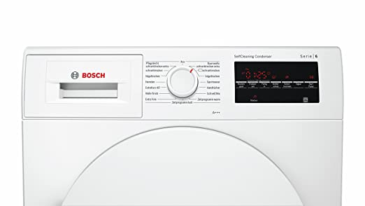 Bosch wtw85463 serie 6 wärmepumpentrockner a 59 8 cm 7 l
