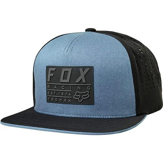 3fb122251f0 Fox Racing Men s Redplate Tech Snapback Adjustable Hats