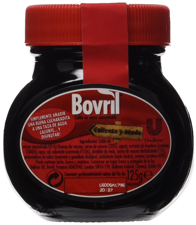 Bovril - Original, Salsa para carnes, 125 g: Amazon.es: Alimentación y bebidas