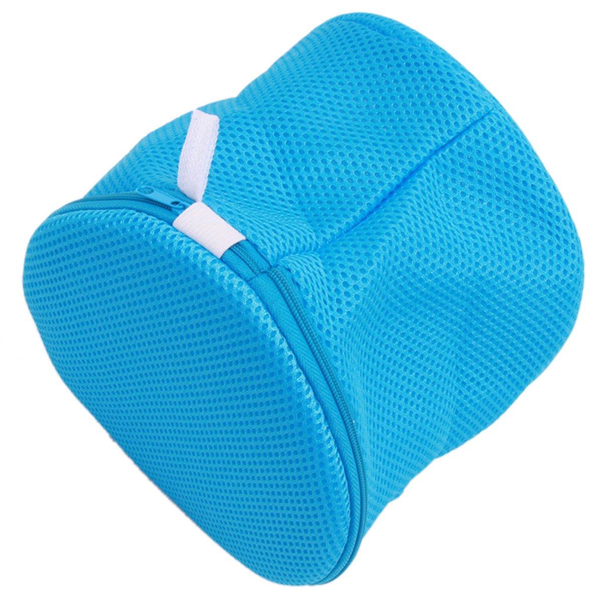 EJY azul bolsas para la colada, Mesh lavar bolsas, bolsas de blanchissage, Red de lavado de sujetador/Ropa interior o calcetines: Amazon.es: Hogar