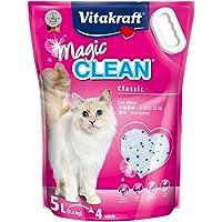 Vitakraft Magiczne czyste kocie ściółka - silikon 5 litrów (opakowanie 6 szt.)
