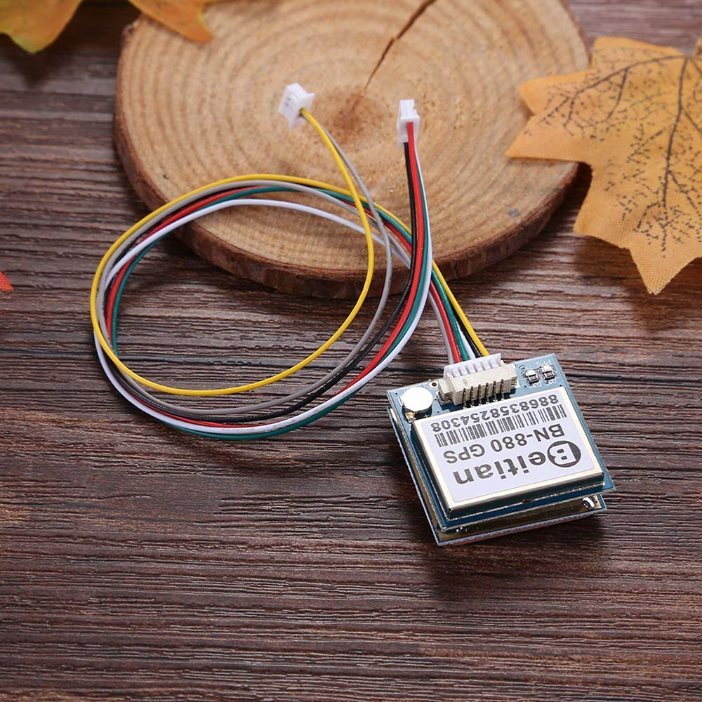 Flight Control GPS Module Beitian BN-880 Dual Module Compasses with Cable for RC Drone FPV Racing Multicopter Camera